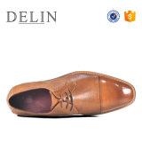 Hotsale 2018 hombres zapatos de cuero zapatos formales