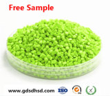 Competitive Price Light Green Masterbatch for Fart PP Fiber with High Quality