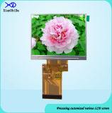 3.5 Bildschirm des Zoll-TFT LCD mit Helligkeit 550 CD/M²