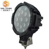 Selbst-LED-Arbeits-Licht 51W für Auto-Nebel-Maschinen-Boot beleuchtet Fischen