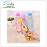 LFGB 550мл спортивные пластиковые бутылки воды в подарок