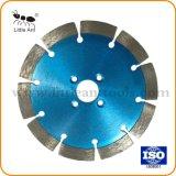 134мм Diamond приспособлений для резания пильного полотна с металлокерамические сегмента