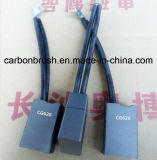 CG626風力のブラシのための銅のグラファイトのカーボン・ブラシ