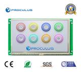 7'' Module TFT LCD avec RTP/P-CAP pour l'appareil industriel à écran tactile