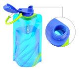 De opvouwbare Fles 700ml van het Water voor Sporten in openlucht