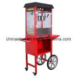 ETL & máquina da pipoca do Ce com carro Et-Pop6a-R