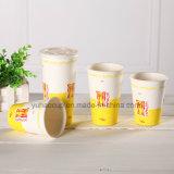 Custom одноразовые Milkshake чашки с крышкой Китай оптовая торговля
