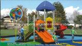 Kind-Plastikim freienpark-Gerät