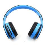 Het vouwbare Lawaai dat van de Manier de Draadloze Hoofdtelefoon van Bluetooth van de Sport met TF Kaart annuleert