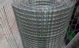 電流を通された溶接された鉄の金網か溶接された鉄ワイヤー網