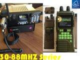 Radio mobile di Manpack dell'esercito in Dmr per il sistema della radio di comunicazione di Dmr dell'esercito
