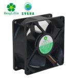 ventilador axial da C.C. dos fios PWM de 12V 24V 48V 4 80mm ventilador de refrigeração de 8032 refrigeradores