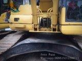 KOMATSU usada excavador PC220-7 de la correa eslabonada de 22 toneladas para la construcción