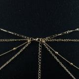 方法宝石類の女性のステンレス鋼ボディネックレスのペンダント