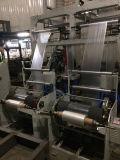 Máquina que sopla del color Sj-60-65 del doble de la pista de la película doble del PE