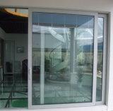 Il portello scorrevole di vetro di alluminio di vendita calda con il doppio ha lustrato
