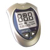Contador de glucosa de sangre del dispositivo médico