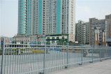 Garantie résidentielle industrielle grise élégante clôturant 15-6