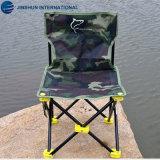 Il Portable piegante di campeggio della mobilia esterna trasporta la presidenza di campeggio piegante della spiaggia di pesca del tessuto di Oxford del sacchetto