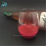 vidro de vinho plástico por atacado de 16oz 450ml Tritan, copo do vinho do policarbonato
