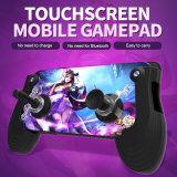 Nueva pantalla táctil Gamepad móvil para todo el regulador de Smartphone