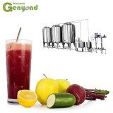 Gyc фрукты овощи производство молочных продуктов переработки линии оборудование для производства CIP очистки на место системы очистки машины