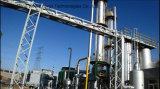 Un biogas di 1200 Nm3/Hr che aggiorna pianta