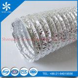 Feuer-Beweis-Qualitätsrauch-Abgas-flexibler Aluminiumluftkanal