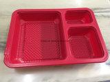 Cassetto di plastica dell'alimento dell'imballaggio PP/PVC/PS/Pet di OEM/ODM per frutta (cassetto dei pp)