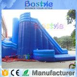 子供のための膨脹可能な水スライド