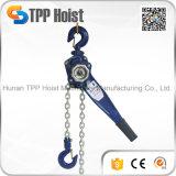 Тип таль с цепью тавра Liftking самый лучший продавая существенный шкива рукоятки