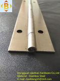 ステンレス鋼の長いヒンジ、狭いヒンジ