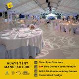 Свадебный банкет шатра центра случая Нигерии с славным украшением (P3 HAF 20M)