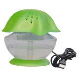 Очиститель воздуха воды радуги 1800 Ml материала ABS