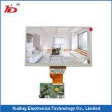 7 ``800*480 TFT Bildschirmanzeige LCD mit kapazitivem Touch Screen + kompatible Software