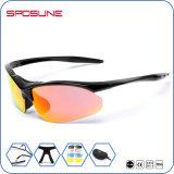 Оптовые самые дешевые облегченные люди конструировали стильными солнечные очки Riding рыболовства иридия глаза поляризовыванные стеклами задействуя идущие