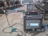 Печатная машина экрана высокого качества вертикальная с рукояткой робота