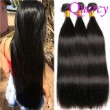 Reto natural do cabelo brasileiro original de Remy do Virgin do cabelo humano, sem cabelo sintético da trança, 24 tranças humanas da polegada