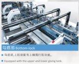 Automaitc vier Eckfaltblatt Gluer Maschine des kasten-sechs (GK-PCS)