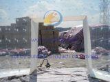 Tenda gonfiabile trasparente della cupola del PVC