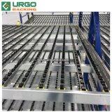Depósito de almacenamiento en Rack de flujo de caja de cartón de metal
