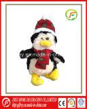 Игрушка горячего рождества сбывания мягкая для подарка праздника