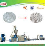 HDPE leche PP botella de detergente para la venta máquina de reciclaje de plástico
