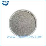 80-100 sabbia materiale dell'acciaio inossidabile del filtrante del filato del micron per la macchina della fibra