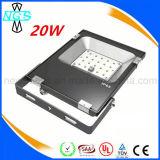 Holofote do Slim 200W 150W 100W 80W 50W, 30W, 10W Chip Marca Holofote LED de exterior