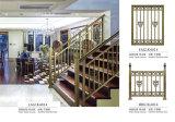건축재료 스테인리스 발코니 유리제 방책