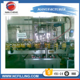 Drehtyp automatischer Nahrungsmittelöl-Füllmaschine-Produktionszweig