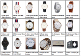 Form-Mann-Edelstahl-Spitzenquarz-Mann-Uhren