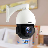 20X光学ズームレンズ完全なHD 1080P Poe PTZ IPのカメラ