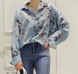 camisa quente das mulheres do polo da cópia de 2017new Digitas